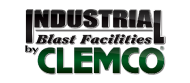 industrial blast facilities,blast rooms,clemco blast rooms,wheelabrator,marco blast room,sweep-in recovery system,belt conveyors,