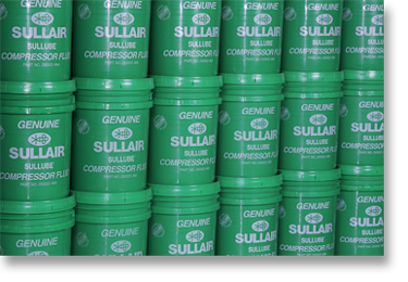 Sullair Sullube Compressor Oil