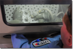 Blast Cabinet Maintenance