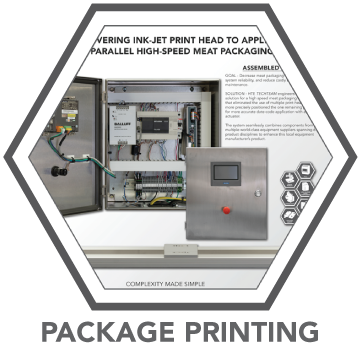 High Speed Packaging Printing