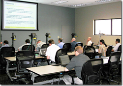 HTE Training Class on Machine Vision Technology