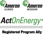 Ameren Energy Incentive Savings