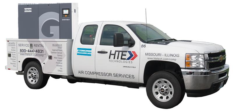 Compressor Field Service
