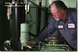 Sullair compressor service