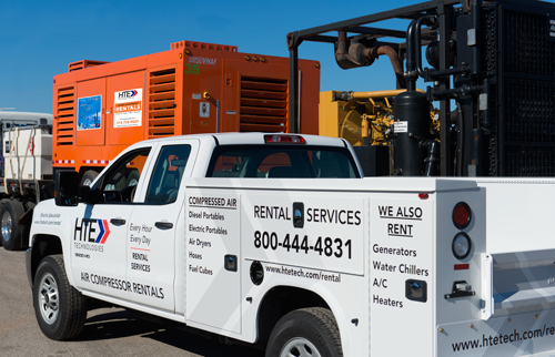 Rental Air Compressors