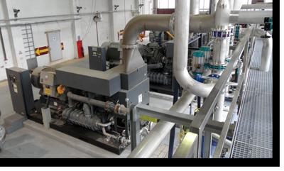 Turbine Compressor Installation