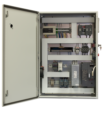 Electrical Controls Cabinet