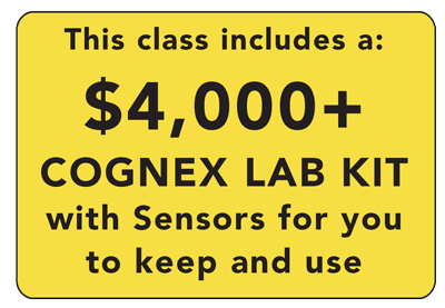 Cognex Lab Kit