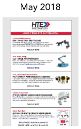 HTE Automation Product Offering