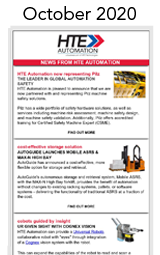 October 2020 HTE Automation Newsletter
