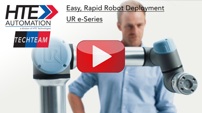 UR e-Series Cobot Video